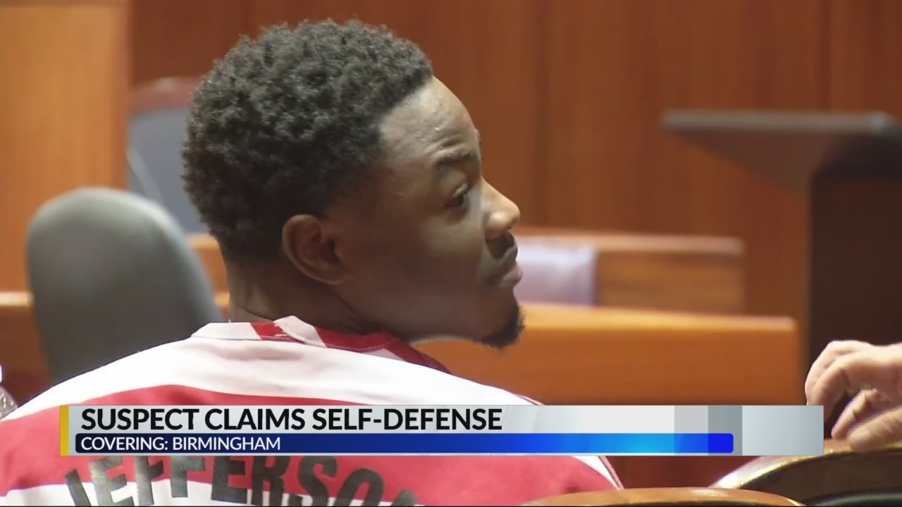 Suspect claims self-defense in Hoover Galleria shooting