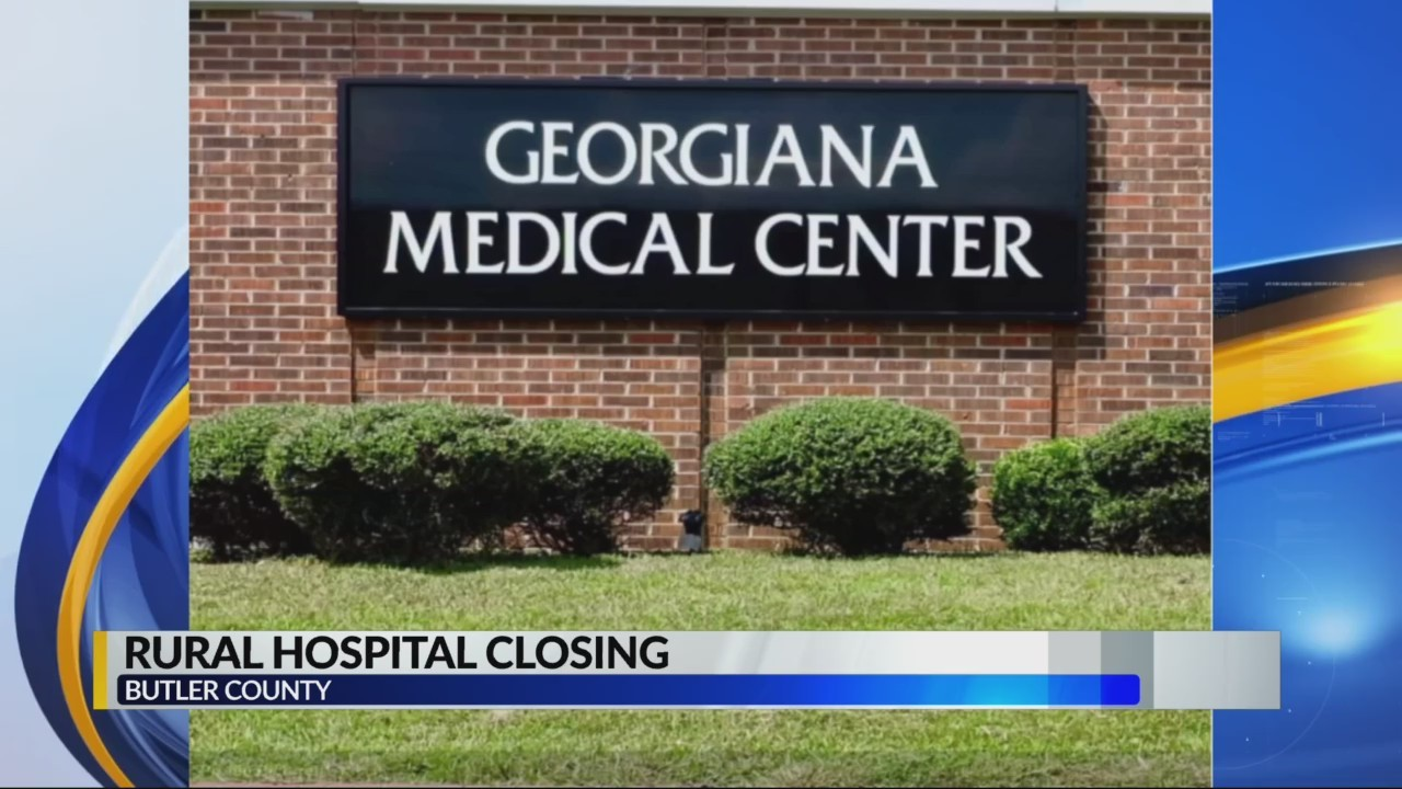 Another rural hospital closes in Alabama