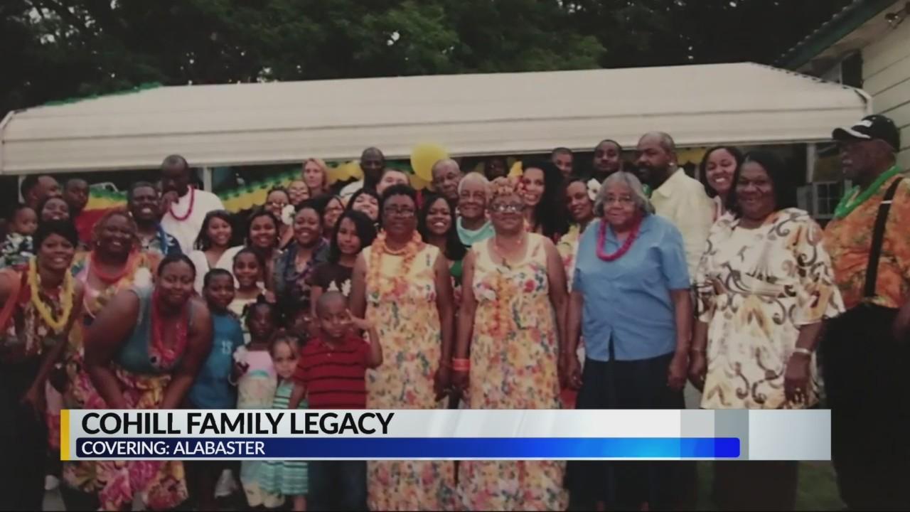 Cohill Family Legacy -- Hidden History