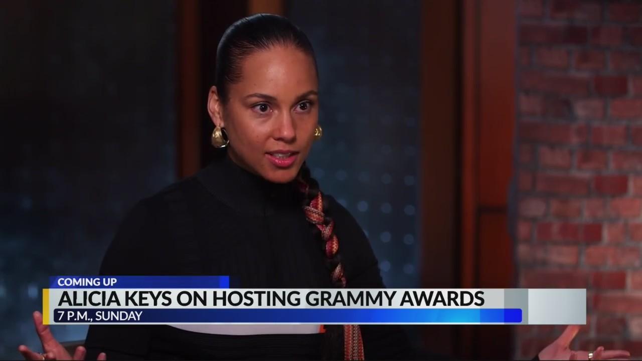 Grammy coming up Sunday on CBS 42