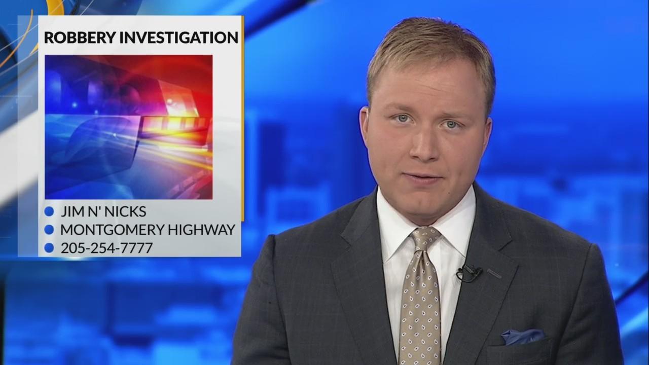 Jim n' Nicks robbery investigation