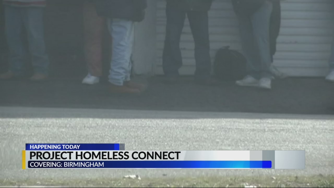 Project Homeless Connect on Saturday