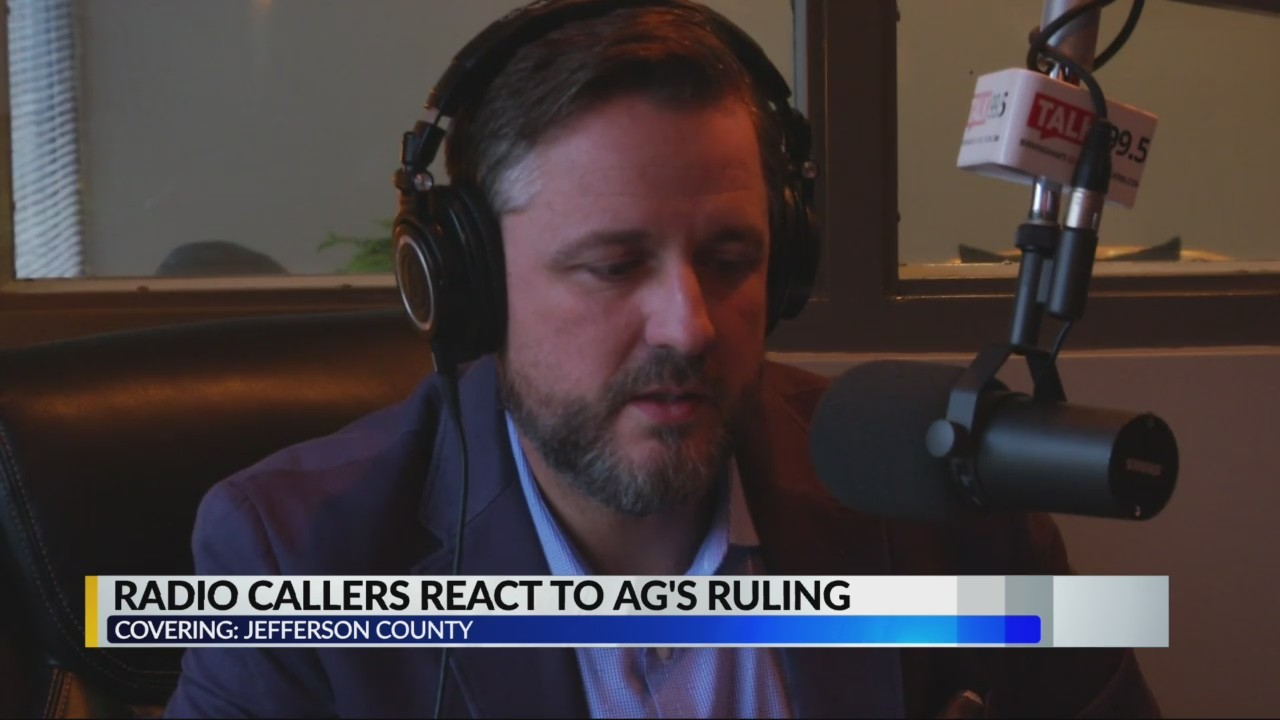Radio viewers react to AG's galleria shooting ruling