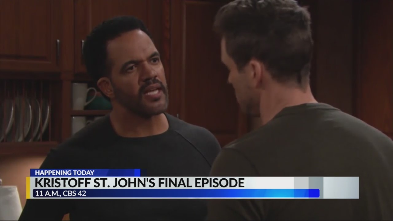 Young and the Restless airs Kristoff's final episode