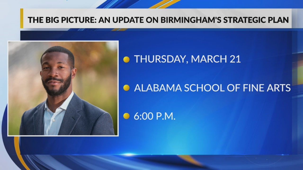 Birmingham Strategic Plan Update