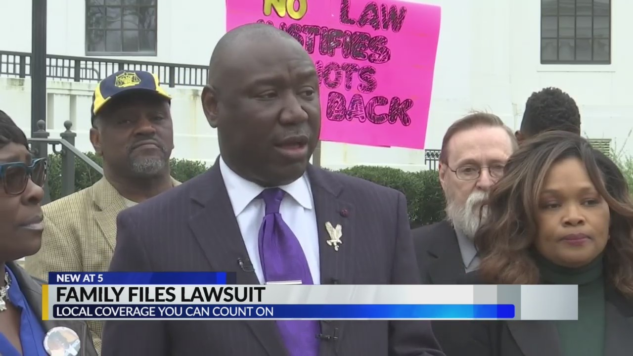 E.J. Bradford's family files lawsuit
