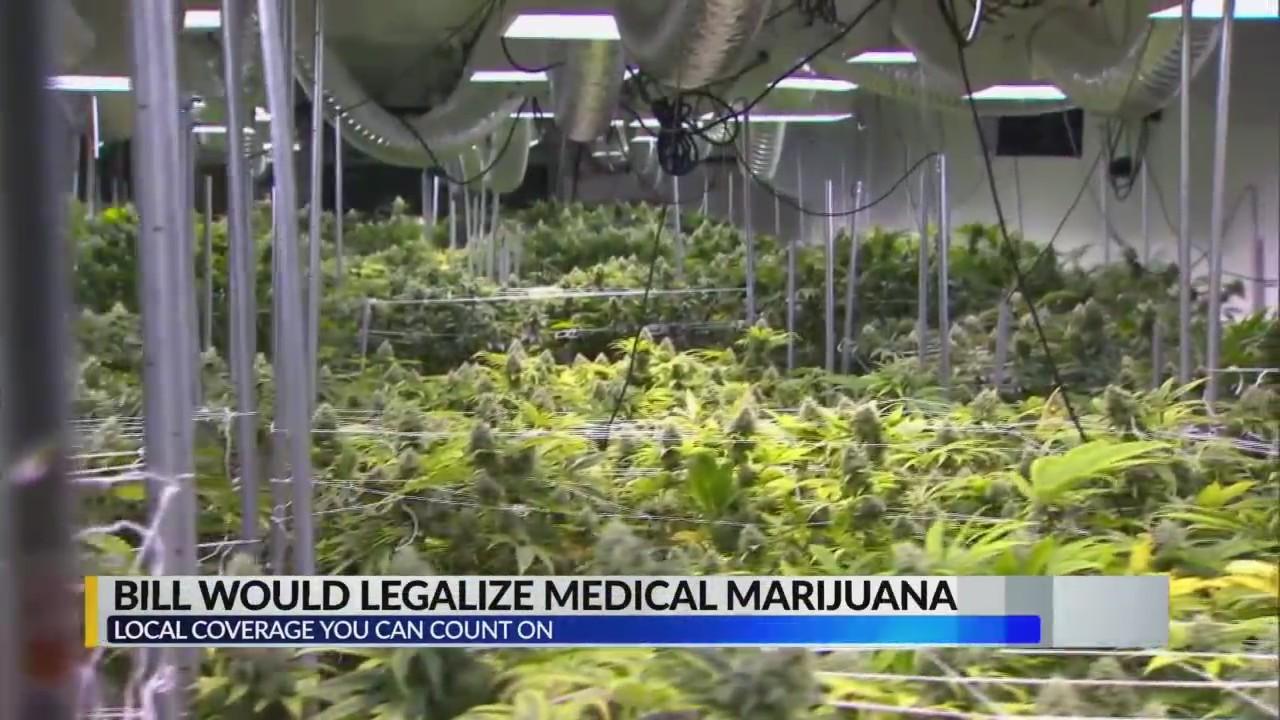 Medical Marijuana bill passed to committee