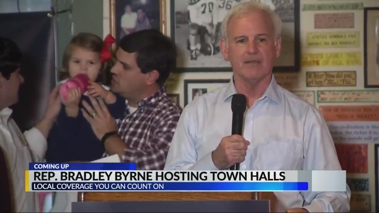 Rep.Bradley Byrne hosting two public town halls