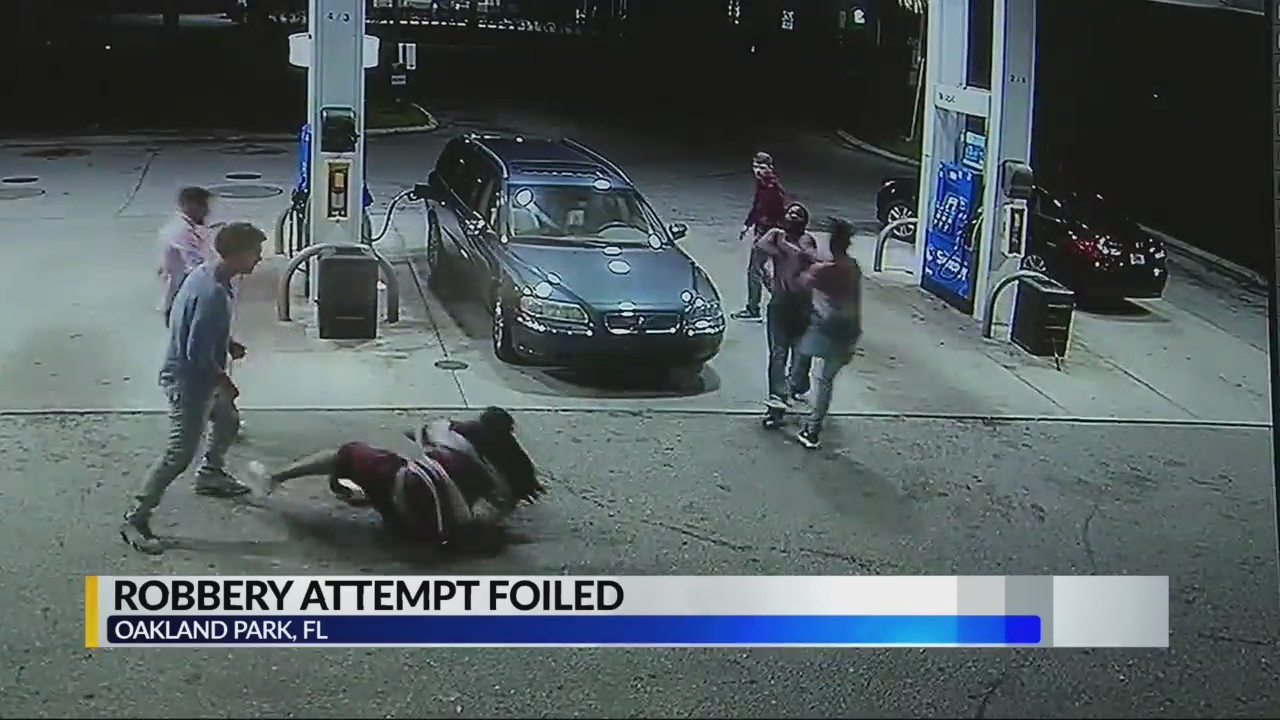 Spring Break robbery attempt foiled