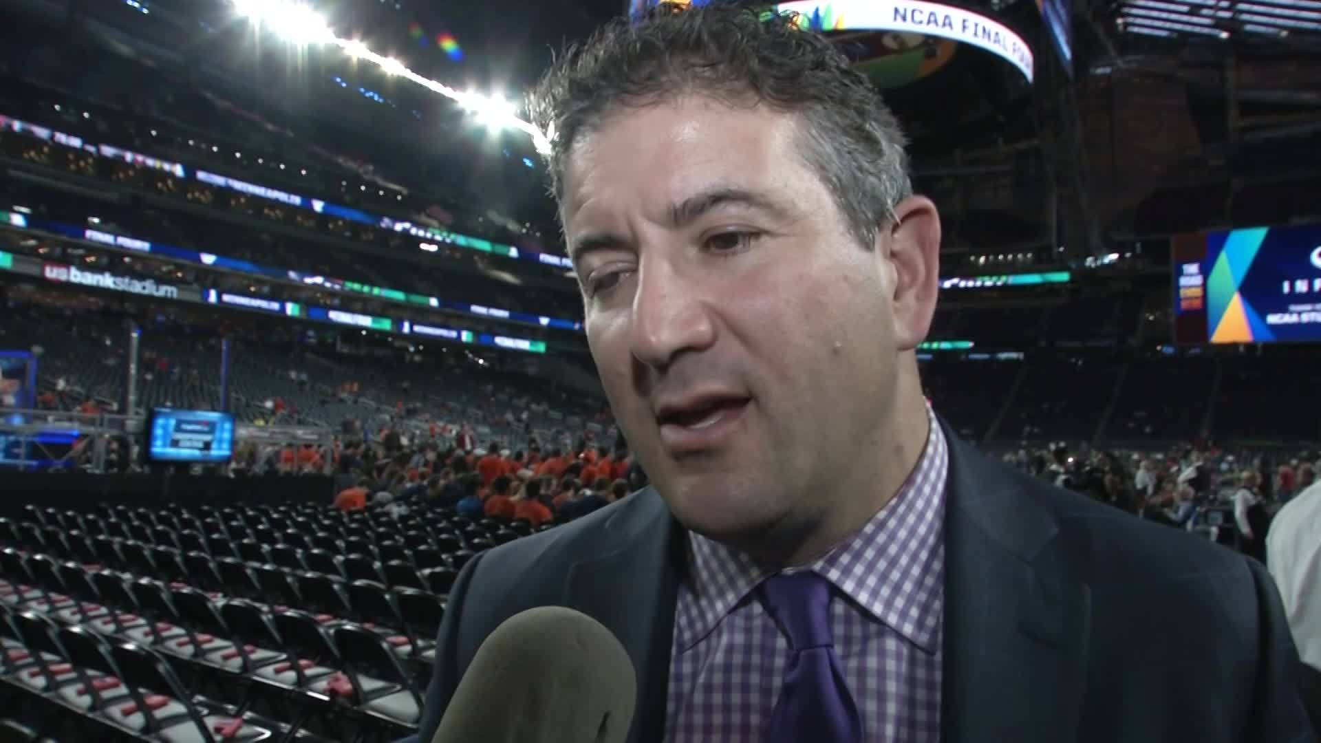 Andy Katz talks Auburn Final Four