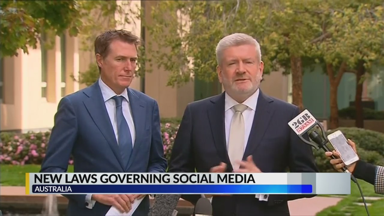 Australian strict laws on social media