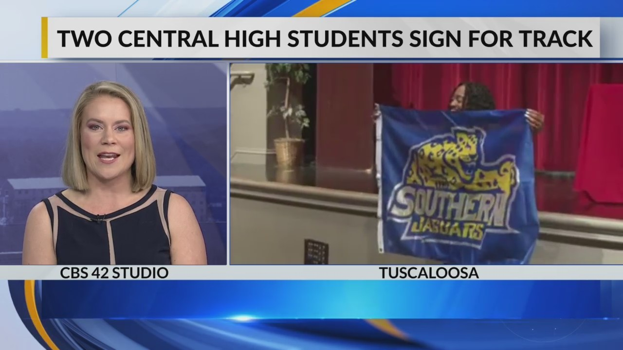 Central High Signing Day