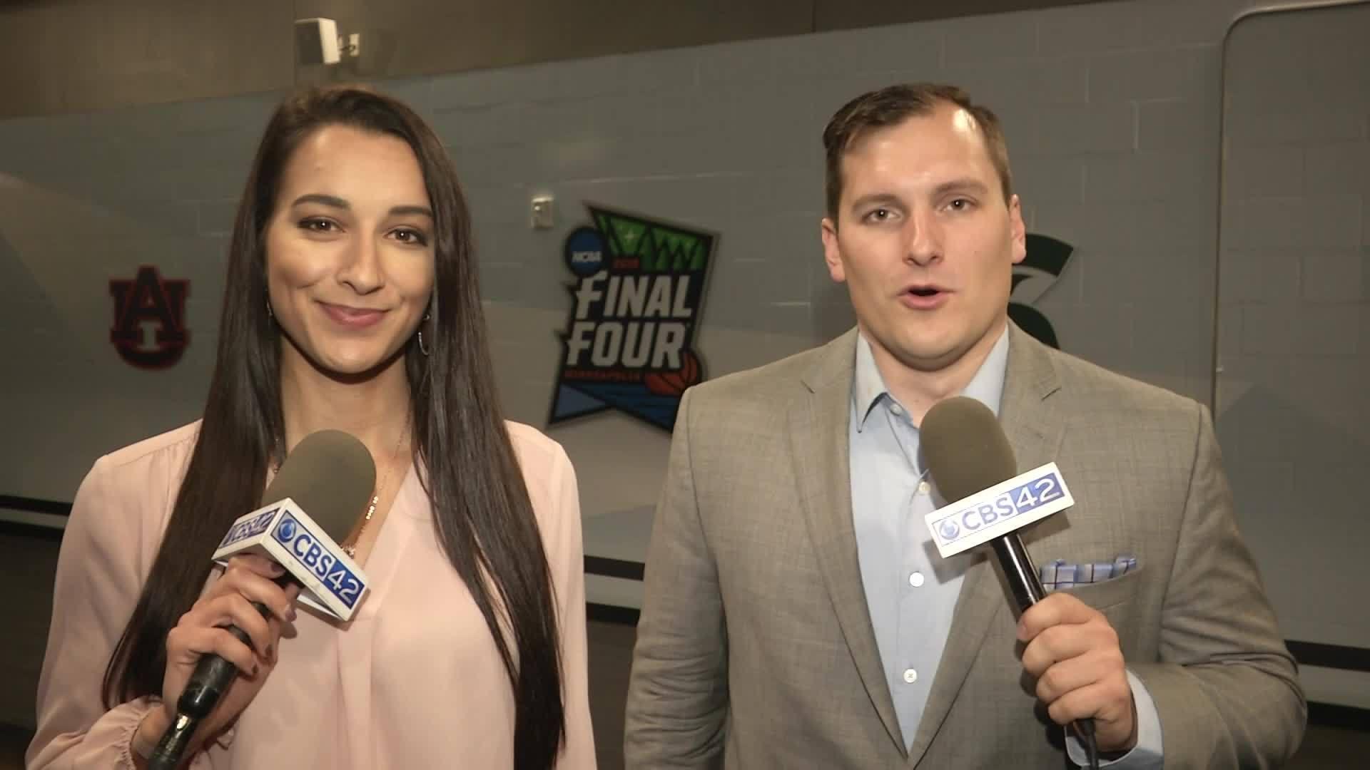 Chris Renkel & Simone Eli break down Auburn's loss to Virginia