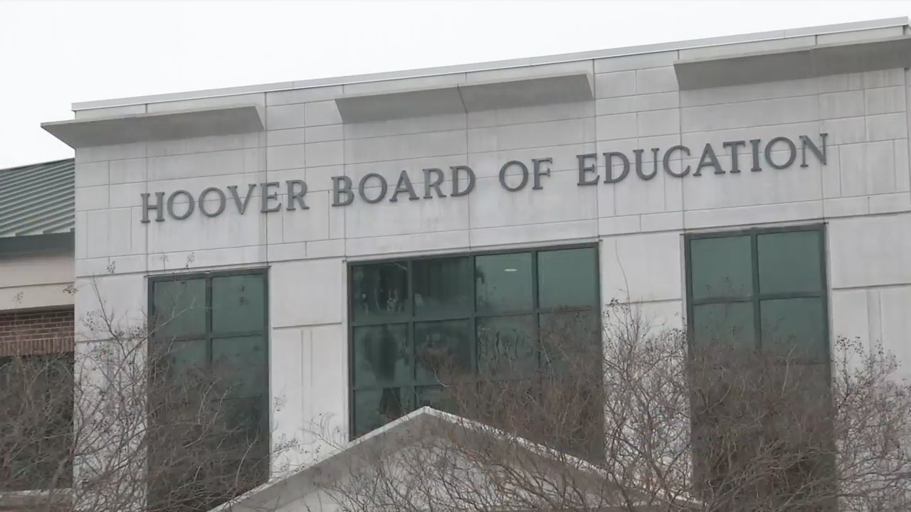 Hoover School Board considers changes to code of conduct policy