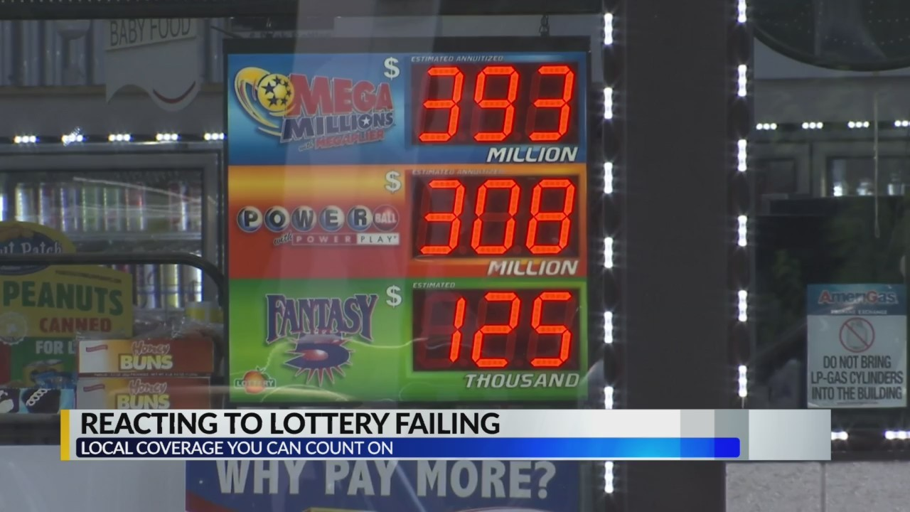 Reacting to Lottery Failing