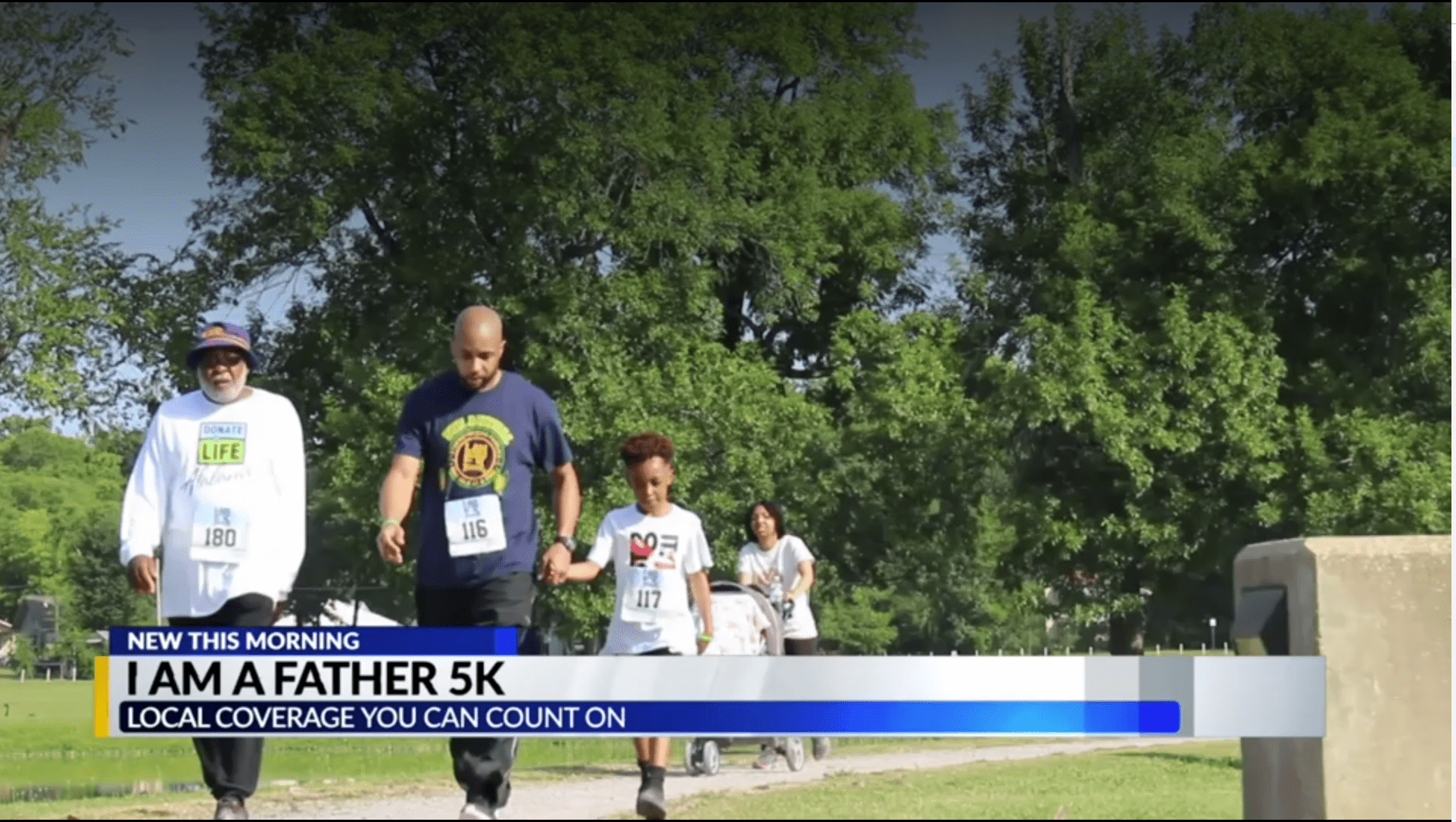 5K Working to Strengthen Families