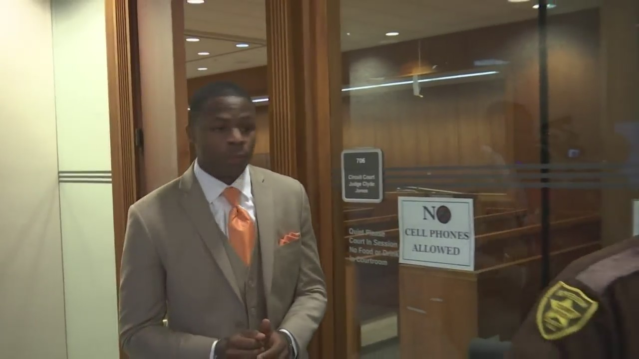 Michael Barber convicted of negligent homicide of Huffman High student