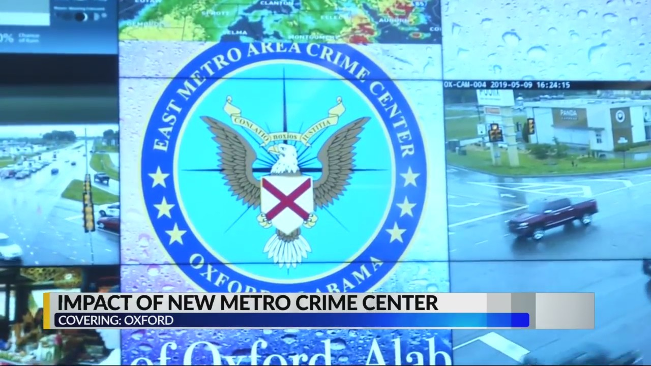 New Metro Crime Center