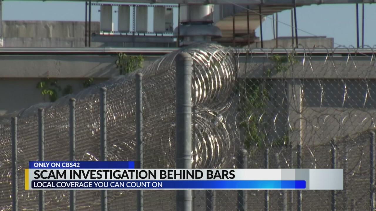 Scam Investigation Behind Bars