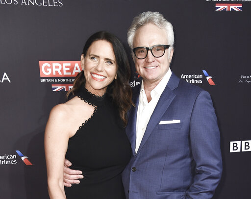 Amy Landecker, Bradley Whitford