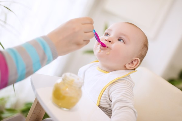 Report: 95% of tested baby foods contain toxic metals