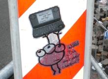 Ogo Sticker