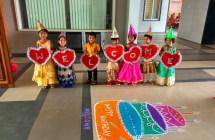 LKG Birthday party Celebration