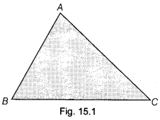 NCERT Class 9 Maths Lab Manual - Verify that in a Triangle, Longer Side has the Greater Angle 1