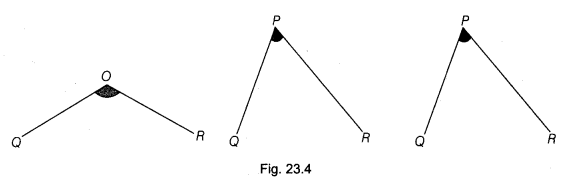 NCERT Class 9 Maths Lab Manual - Verify that the Angle Subtended by an Arc of a Circle 4