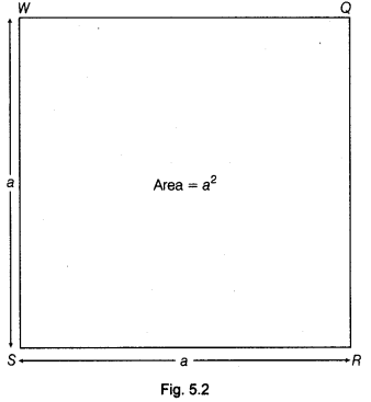NCERT Class 9 Maths Lab Manual - Verify the Algebraic Identity a² - b² = (a+b) (a-b) 2