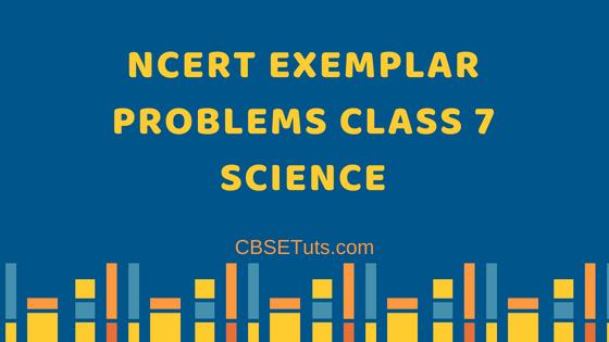 Ncert Exemplar Class 7 Science