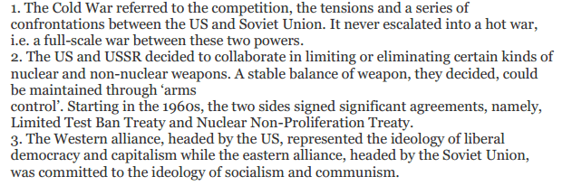 NCERT Solutions for Class 12 Political Science Chapter 1 The Cold War Era 18