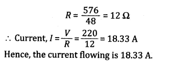 NCERT Solutions for Class 10 Science Chapter 12 Electricity 15