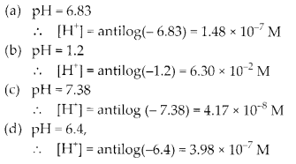 NCERT Solutions for Class 11 Chemistry Chapter 7 Equilibrium 61