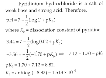 NCERT Solutions for Class 11 Chemistry Chapter 7 Equilibrium 68