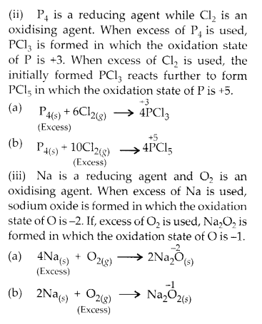 NCERT Solutions for Class 11 Chemistry Chapter 8 Redox Reactions 15