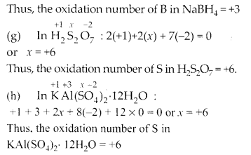 NCERT Solutions for Class 11 Chemistry Chapter 8 Redox Reactions 2