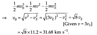 NCERT Solutions for Class 11 Physics Chapter 8 Gravitation 15