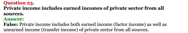 NCERT Solutions for Class 12 Macro Economics Chapter 2 National Income and Relation 31