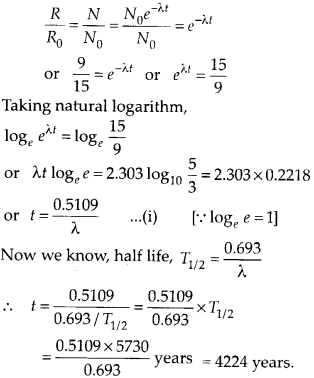 NCERT Solutions for Class 12 Physics Chapter 13 Nucle 12