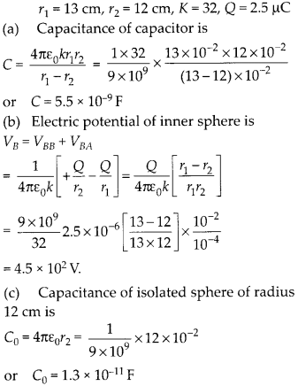 NCERT Solutions for Class 12 Physics Chapter 2 Electrostatic Potential and Capacitance 42