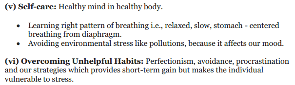 NCERT Solutions for Class 12 Psychology Chapter 3 Human Strengths And Meeting Life Challenges 9