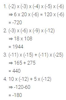 Selina Concise Mathematics Class 7 ICSE Solutions Chapter 1 Integers Ex 1D 42