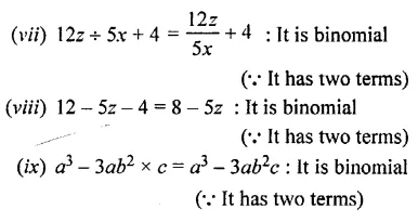 Selina Concise Mathematics Class 7 ICSE Solutions Chapter 11 Fundamental Concepts (Including Fundamental Operations) Ex 11A 3