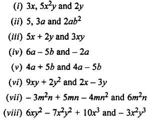 Selina Concise Mathematics Class 7 ICSE Solutions Chapter 11 Fundamental Concepts (Including Fundamental Operations) Ex 11C Q1