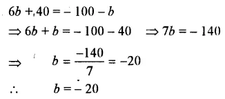 Selina Concise Mathematics Class 7 ICSE Solutions Chapter 12 Simple Linear Equations Ex 12B 43