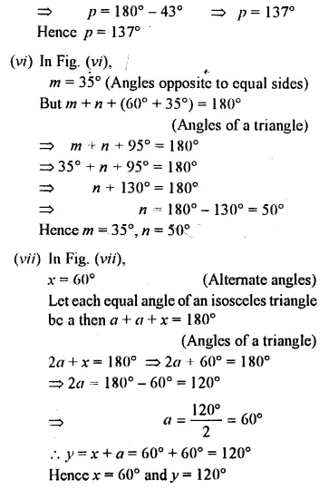 Selina Concise Mathematics Class 7 ICSE Solutions Chapter 15 Triangles Ex 15B 18
