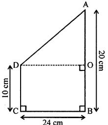Selina Concise Mathematics Class 7 ICSE Solutions Chapter 16 Pythagoras Theorem Q14