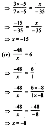 Selina Concise Mathematics Class 7 ICSE Solutions Chapter 2 Rational Numbers Ex 2A 18