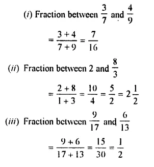 Selina Concise Mathematics Class 7 ICSE Solutions Chapter 3 Fractions (Including Problems) Ex 3B 23